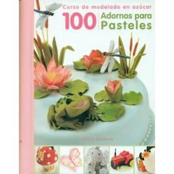 LECTURAS COLABORATIVAS - 100 Adornos Para Pasteles