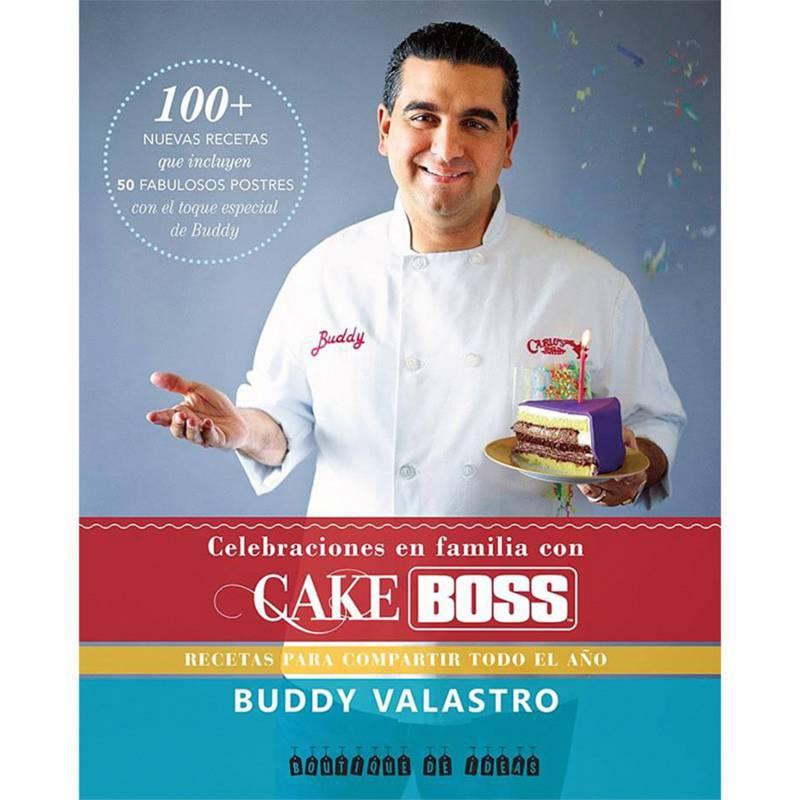 LECTURAS COLABORATIVAS - Celebraciones En Familia C/Cake Boss