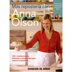 LECTURAS COLABORATIVAS - Mas Reposteria Con Anna Olson