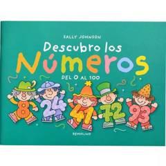 AMI BOOKS  - Descubro Numeros: Del 0 Al 100