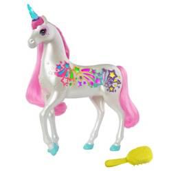 BARBIE - Muñeca Unicornio Brillante
