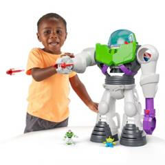 IMAGINEXT - Buzz-Bot Toy Story 4