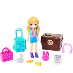 POLLY POCKET - Pack De Modas Turista Fashion