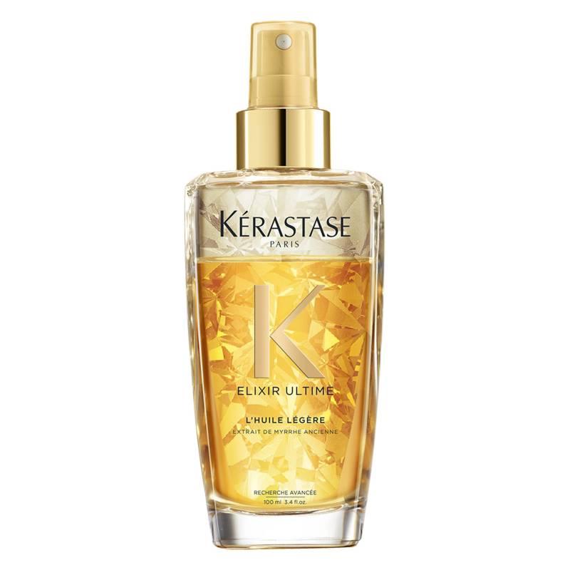 KERASTASE - Spray Elixir Ultime Le Voile para cabello fino con falta de brillo