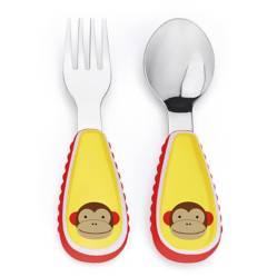 SKIP HOP - Set Cuchara y Tenedor Mono