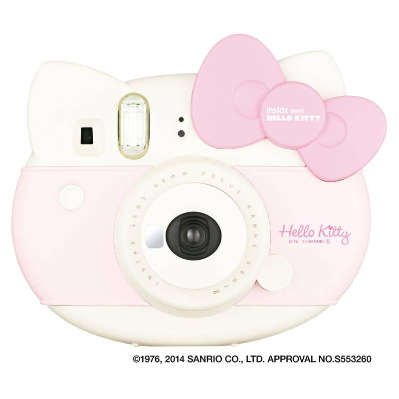 FUJI - Cámara Instax Mini Hello Kitty + 10 Películas