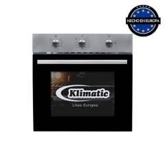 KLIMATIC - Horno empotrable a gas 60 L LUBECK BC