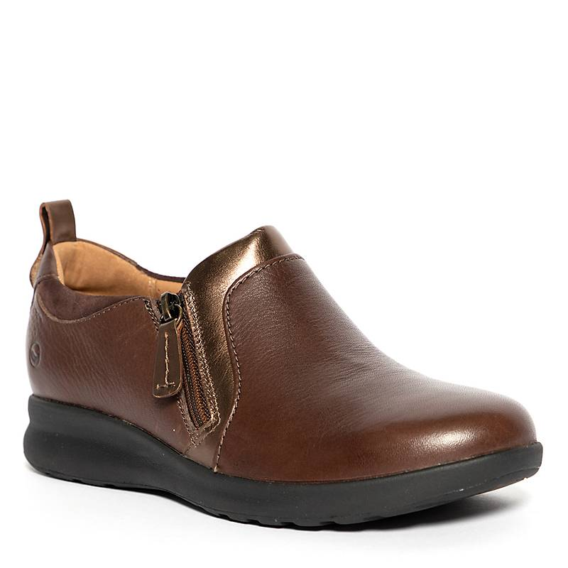 Clarks Adorn Zip Marr Un Zapato 5Rq3L4jA