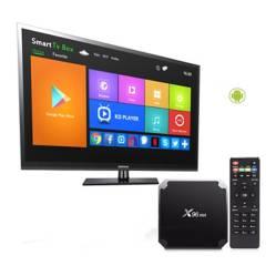 STEC - TV Box Android X96 Mini 4K Quad Core 1GB 8GB