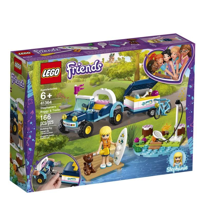LEGO - Buggy Y Remolque de Stephanie