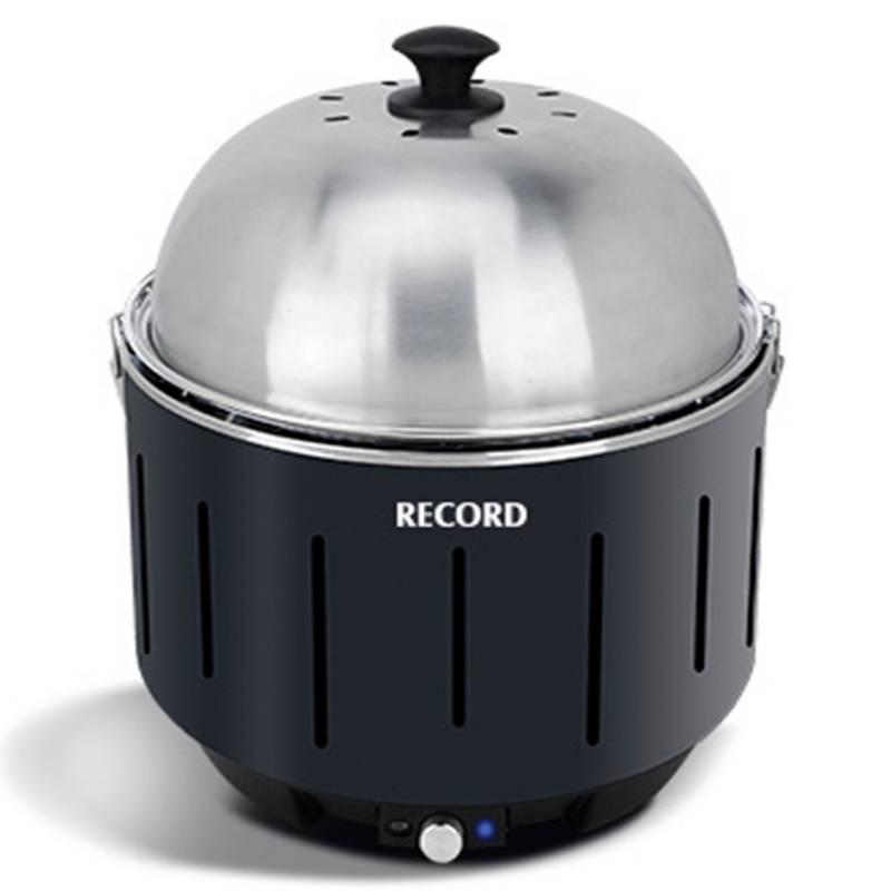 RECORD - Parrilla a Carbón Negro Fastgrill