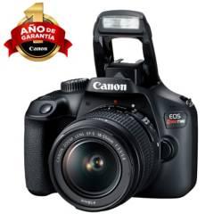 CANON - Cámara Reflex EOS Rebel T100