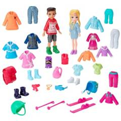 POLLY POCKET - Pack De Modas Grande