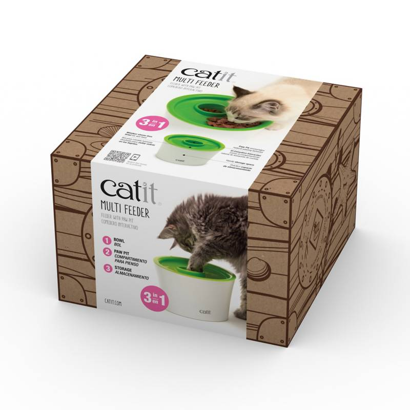 HAGEN - Cat It Multi Comedero