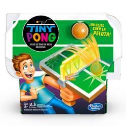 HASBRO GAMES - Juego Tiny Pong