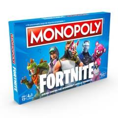 HASBRO GAMES - Monopoly Fortnite