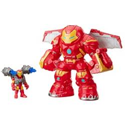 SUPER HERO GIRLS - Figura Hulkbuster Mega Mighties
