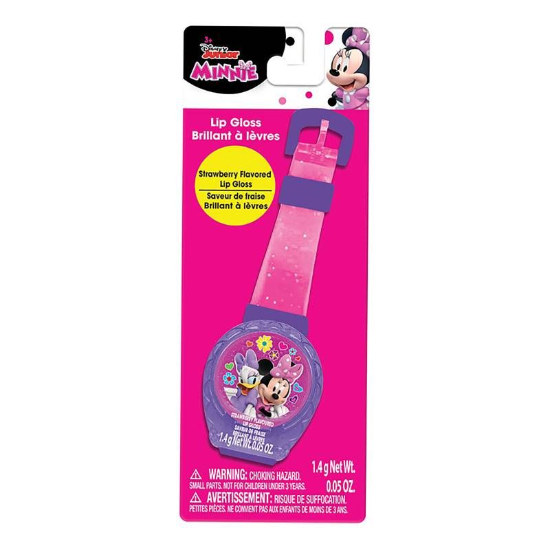 TOWNLEYGIRL - Pack X 1 Brillo Labial Reloj Minnie