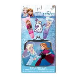 TOWNLEYGIRL - Pack X2 Brillo Labial+ Cartera Frozen