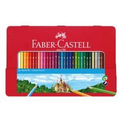 FABER CASTELL - Ecolápices Color Triángulo Lata x 36