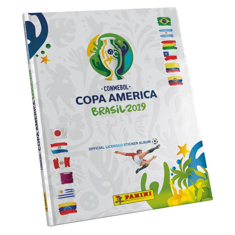 PANINI - Album Copa America 2019 Tapa Dura