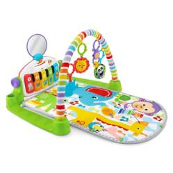 FISHER PRICE - Gimnasio Deluxe Con Piano