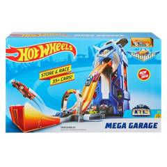 HOT WHEELS - Mega Garage en la Ciudad