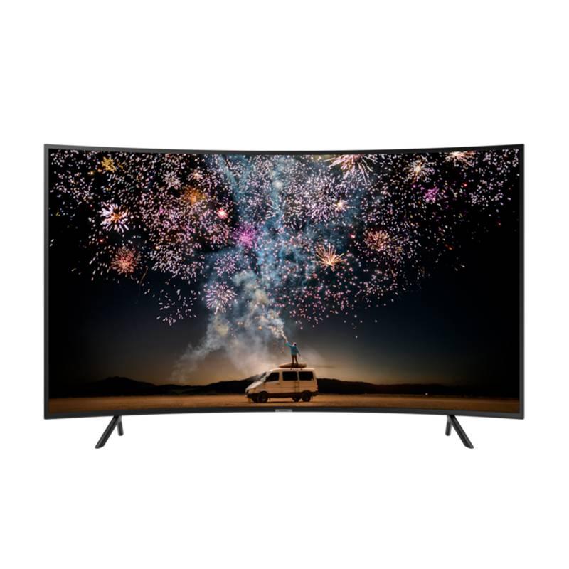 """SAMSUNG - LED UHD 4K 65"""" Curvo Smart TV UN65RU7300GXPE SERIE RU7300"""