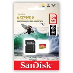 SANDISK - Tarjeta Micro Sdxc Extre 128gb