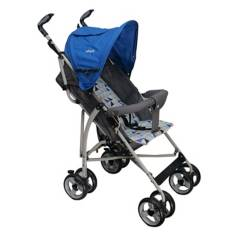 INFANTI - Coche Baston H108 Spin Triangles Blue