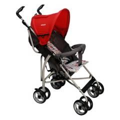 INFANTI - Coche Baston H108 Spin Triangles Red