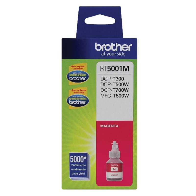 BROTHER - Botella de tinta  Rojo (Mag)