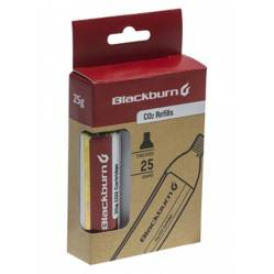 BLACKBURN - Paquete Blackburn De 3 Cartuchos De Co2 Roscados