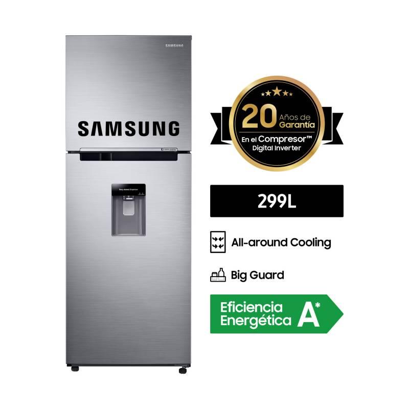 SAMSUNG - Refrigerador Samsung  RT29K571JS8 295 litros