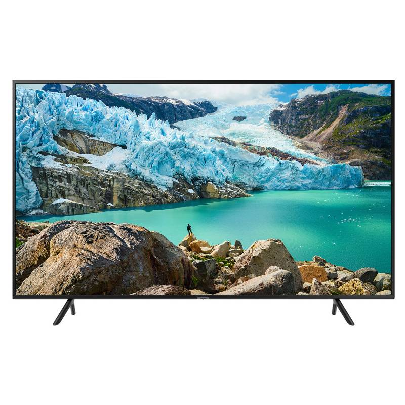 "SAMSUNG - LED UHD 4K 43"" Smart TV UN43RU7100GXPE SERIE RU7100"