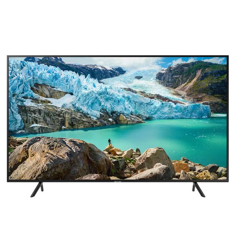 """SAMSUNG - LED UHD 4K 55"""" Smart TV UN55RU7100GXPE SERIE RU7100"""