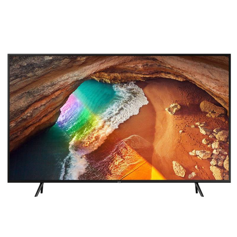 "SAMSUNG - Televisor QLED 82"" 4K UHD SMART TV QN82Q60RAGXPE"