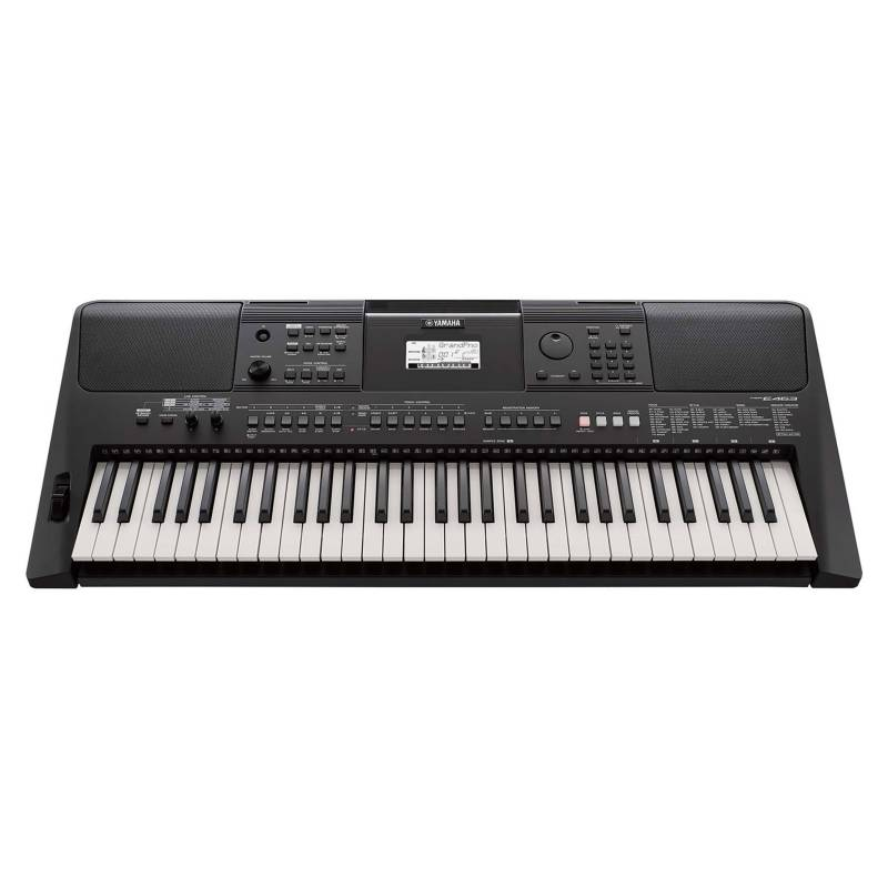 YAMAHA - Organo Electronico Psr-E463+Pa150