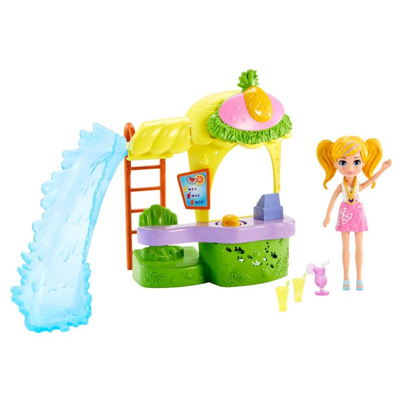 POLLY POCKET - Stand De Smoothies