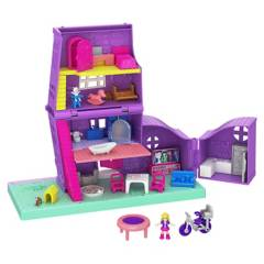 POLLY POCKET - Pollyville Casa De Polly