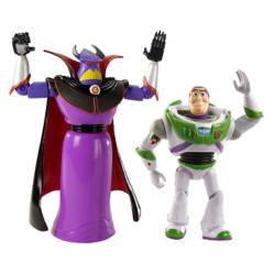 TOY STORY - Pack Buzz & Zurg