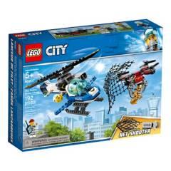 LEGO - Policía Aérea: Persecución Del Dron