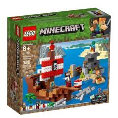 LEGO - La Aventura Del Barco Pirata