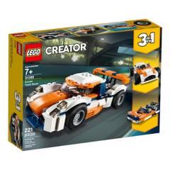 LEGO - Auto De Carreras Sunset