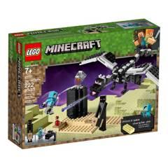 LEGO - La Batalla En El End