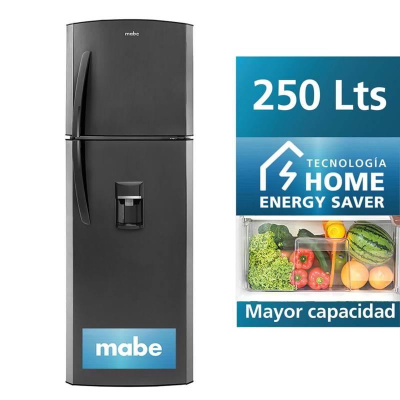 MABE - Refrigeradora Mabe No Frost 250L  GRAFITO