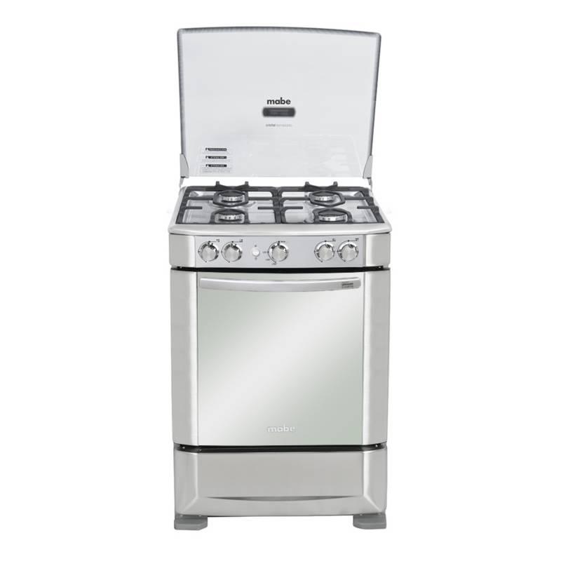 "MABE - Cocina a gas  Mabe 24"" Acero Inox"