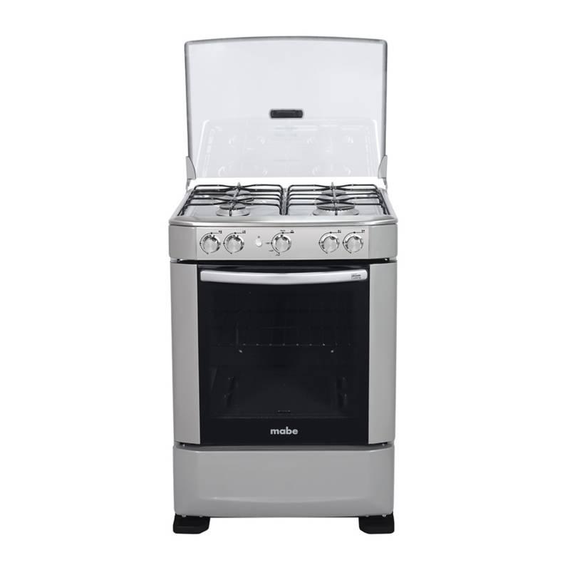 """MABE - Cocina a gas  Mabe 24"""" Grafito"""