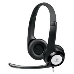 LOGITECH - Audífono On Ear C/Micrófono H390 Usb