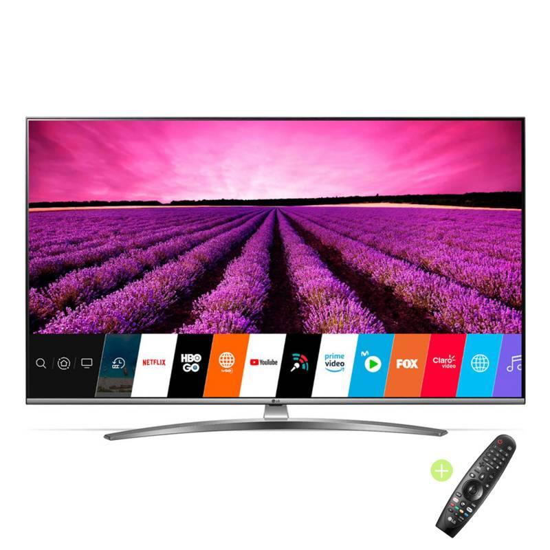 """LG - Televisor LED 65"""" 4K UHD SMART TV AI 65UM7650"""